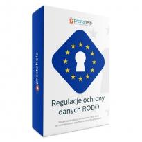GDPR - regulacje ochrony danych RODO do prestashop