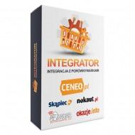 Integrator (porównywarka cen - ceneo, nokaut, skapiec)