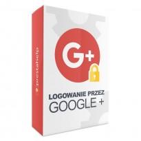Prestashop Logowanie Google Plus