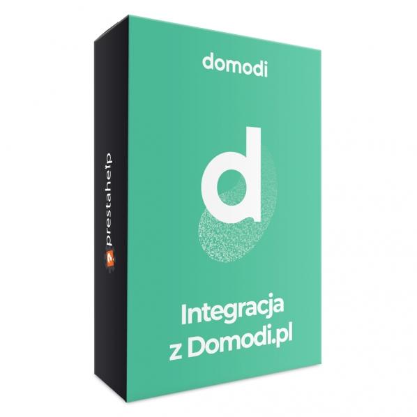 Integracja z DOMODI dla prestashop 1.6 oraz 1.7