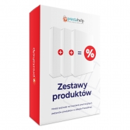 Zestaw Produktów do prestashop 1.6 oraz 1.7