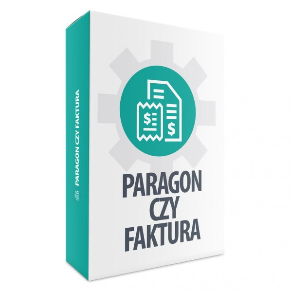 Paragon czy faktura